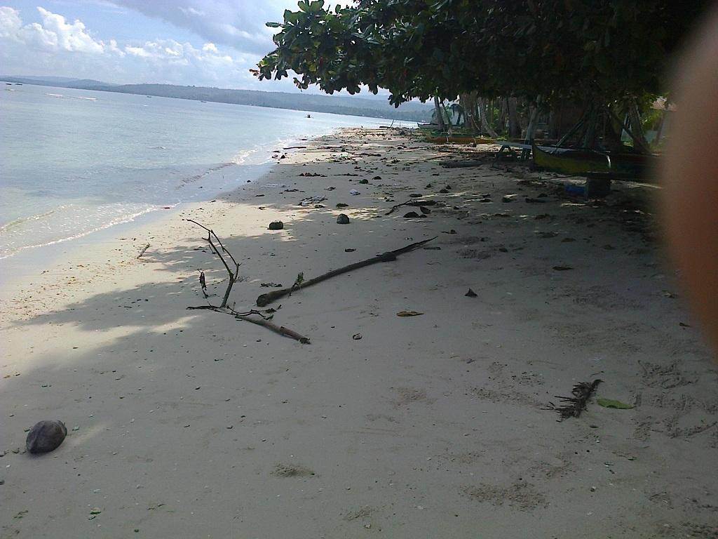 paniongan beach